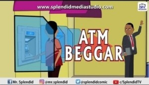 Video: (Animation): Splendid TV – ATM Beggar